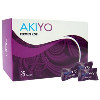 Harga Herbal Permen Kopi Akiyo Candy