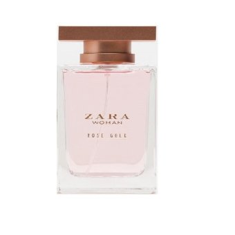 Harga Zara Woman Rose Gold