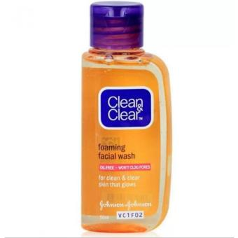 Harga Clean & Clear Essentials Facial Wash