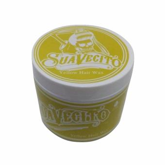 Harga Suavecito Pomade Coloring Wax Hair Colour Yellow - Free Comb