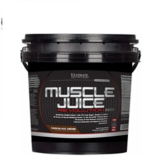 Harga Ultimate Nutrition Muscle Juice Revolution 11.10 lb - Strawberry