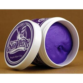 Harga Pomade Suavecito Color/ Wax Clay Pomade Color Purple