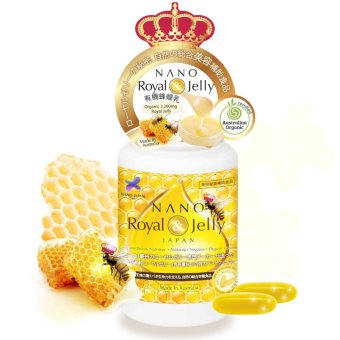 Harga Nano Hyaluron Royal Jelly