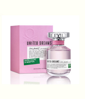 Benetton United Dreams Love Yourself 100 ml For Women