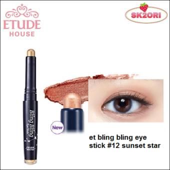Harga Etude House Bling Bling Eye Stick No.12 Sunset Star
