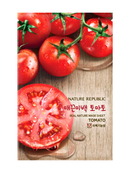 Harga Nature Republic Real Nature Mask Sheet (Tomato)