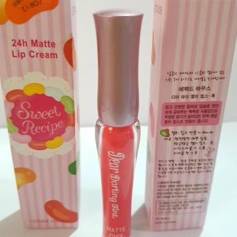 Harga Lip Cream Sweet Recipe Dear Darling Tint - JOR 5