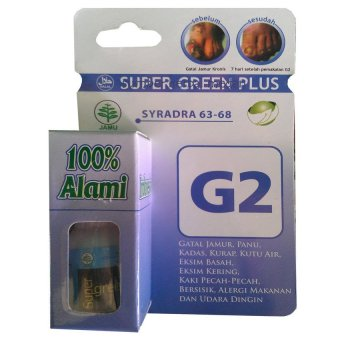 Harga Super Green plus G2 10ml