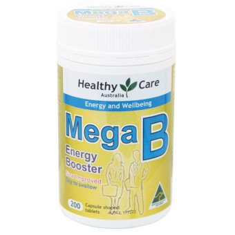 Harga Healthy Care Mega B - 200 Tablets