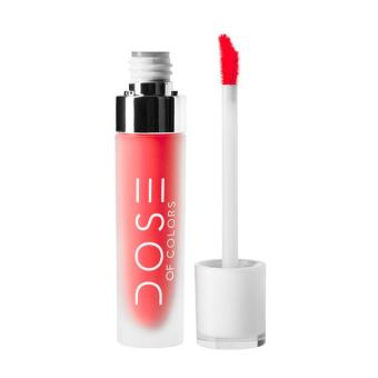 DOS by Dose of Color Matte Lipstick - Coral Crush