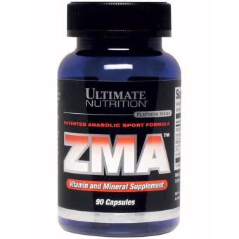Harga Ultimate Nutrition ZMA - 90 Caps