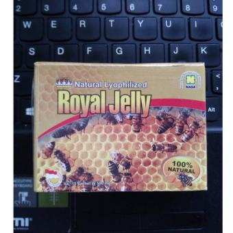 Harga Natural Royal Jelly NASA
