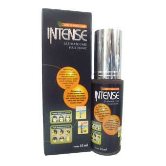 Harga Intense Ultimate Care Hairtonic - 35ml
