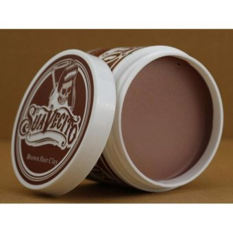 Harga Pomade Suavecito Color/ Wax Clay Pomade Color - Brown Hair Clay