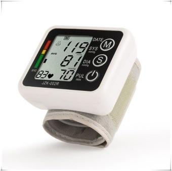 ... Perak 2 x AAA. Source · Portabel Otomatis Pergelangan Tangan Manset Tekanan Darah Digital LCD Monitor Detak Jantung Denyut Nadi Mengukur Tingkat
