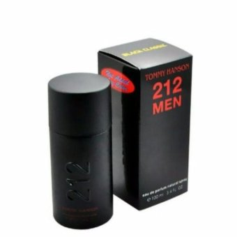 Harga 212 TOMMY HANSON BLACK CLASSIC-eau de parfum natural spray