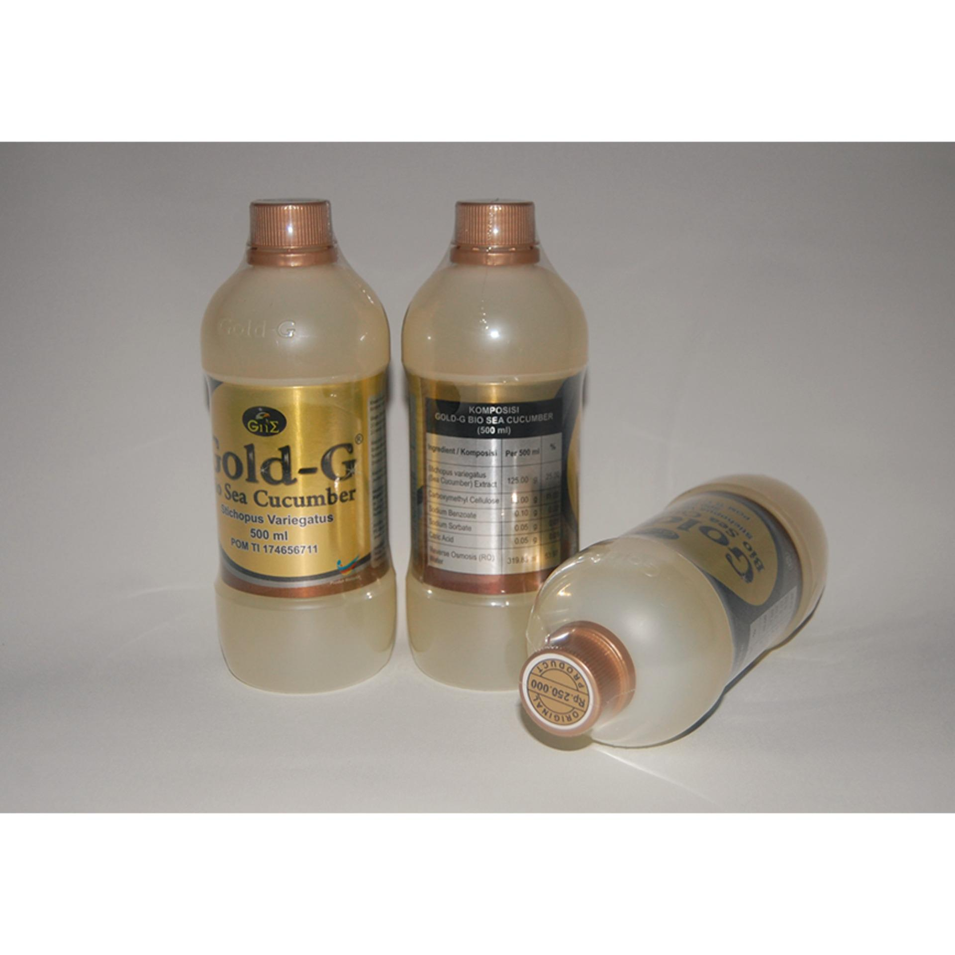 ... Jelly Gamat Gold-G 500 ML ...