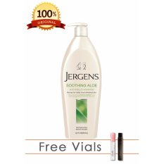 Jergens Soothing Aloe Skin Cooling 650M