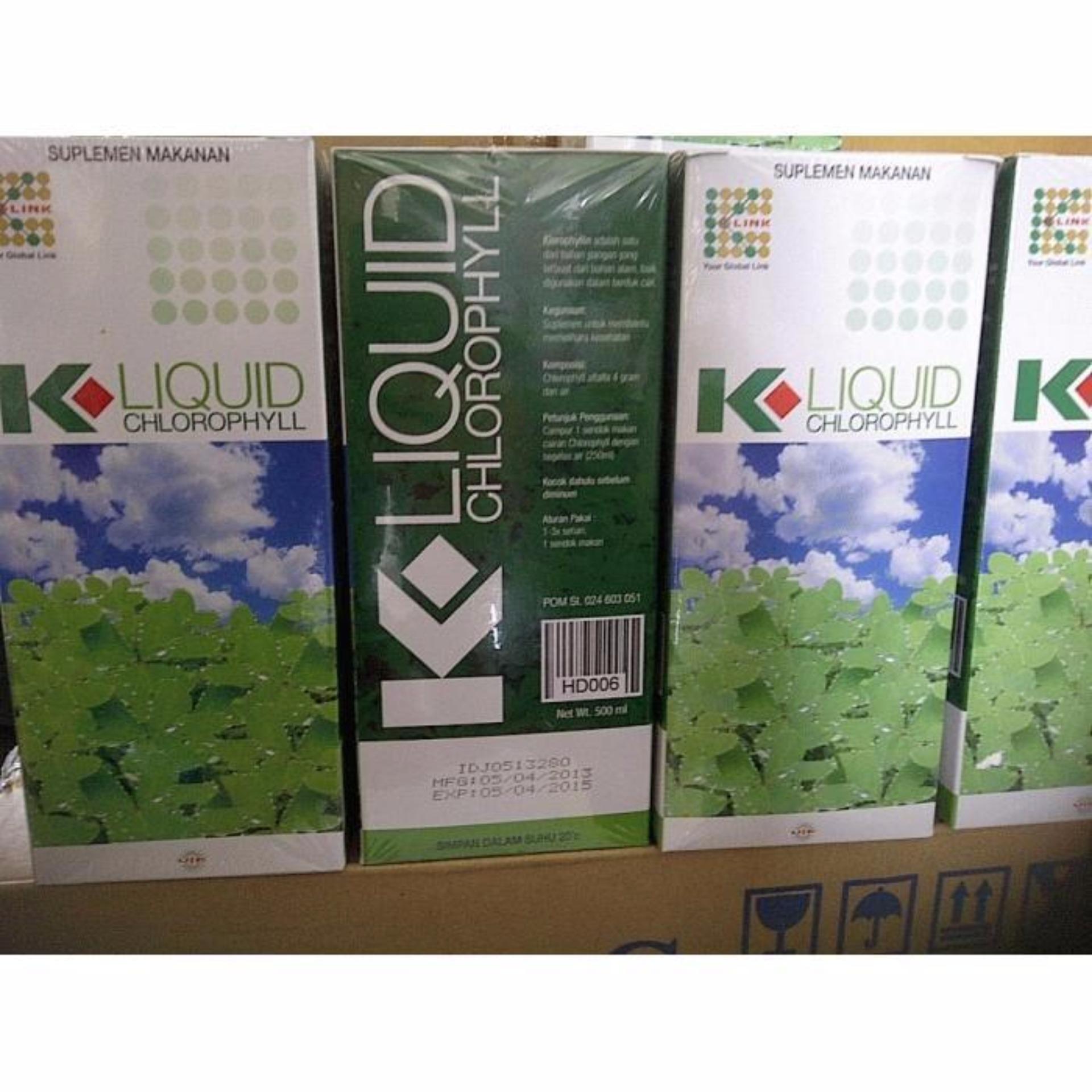 Diskon Penjualan K Chlorophyll Suplemen Kesehatan Pencari Harga Liquid