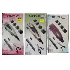 Kado Unik-- Hair Cliper - Alat Cukur Rambut Merk ONYX