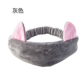 Harga Kebugaran Korea Fashion Style kosmetik mencuci rambut band karet rambut Murah
