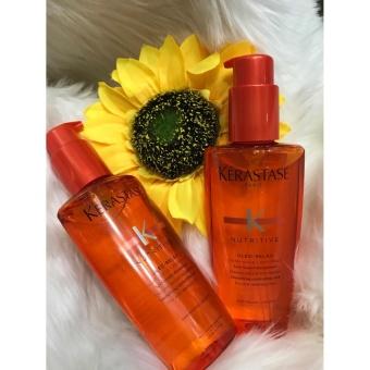 Harga Kerastase oleo relax serum vitamin rambut 125ml Murah