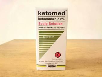 Harga KETOMED – Shampo Anti Ketombe & Anti Jamur Murah
