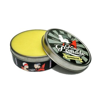 King Pomade Medium Hold Oilbase 4oz - 113gram