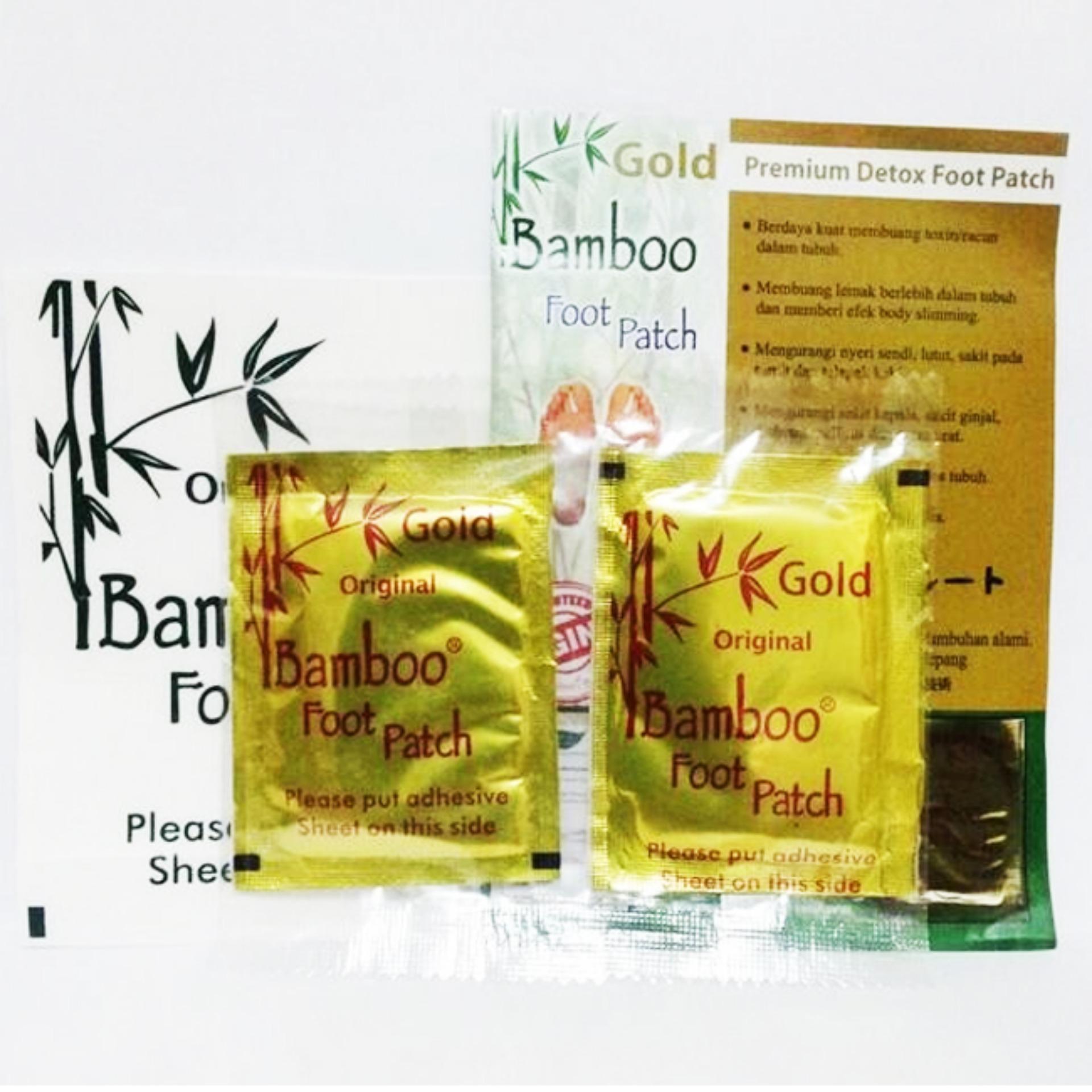 Kinoki Foot Patch Koyo Detox 9 Box Isi 90 Pcs Putih Daftar Harga 60 Di Source Herbal