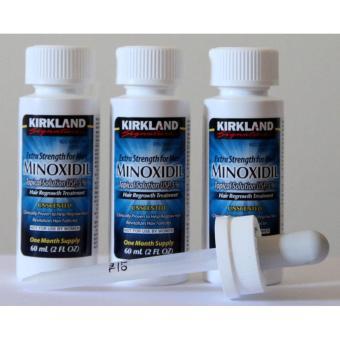 Harga Kirkland Minoxidil USA Obat Penumbuh Rambut Rontok Murah