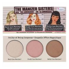 Kiss Beauty The Manizer Sisters 3in1 Highlighter, Shimmer, dan Eyeshadow