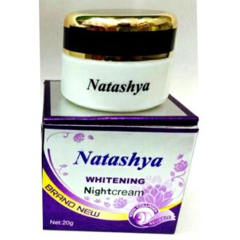 Krim Malam/Night Cream Natashya