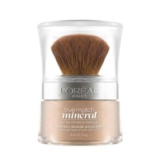 L'Oreal Paris True Match Mineral Foundation - Nude Beige - 10g