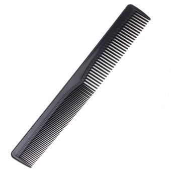 Lalang Multifungsi Comb Sisir Anti-statis Aksesoris Rambut Hitam
