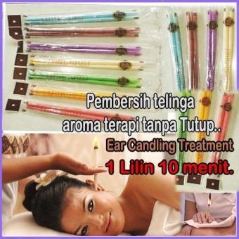 Laris 102 - 2 Pcs Ear Candle Therapy Lilin terapi telinga membersihkan dari kotoran kuping