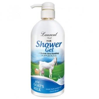 Laurent Shower Gel Goat's Milk 1000 ml