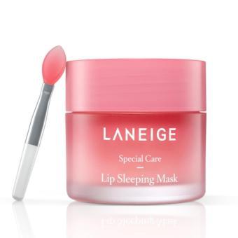 leoshop888 Lip Sleeping Mask / Lip Blam / Pemerah bibir 20ml