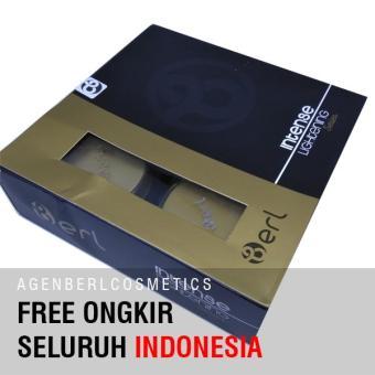 Paket Whitening B ERL Lightening Series Original - Cream Pemutih Wajah