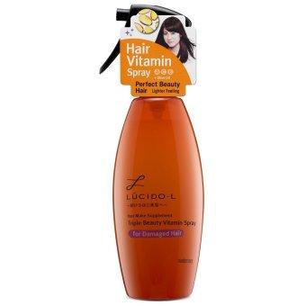 Harga LUCIDO-L Hair Vitamin For Damage Hair 200ml Murah