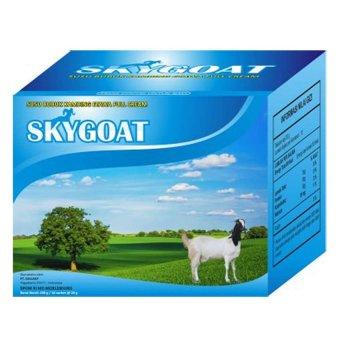 Lucky Etawa Sky Goat Susu Kambing 10 Sachet
