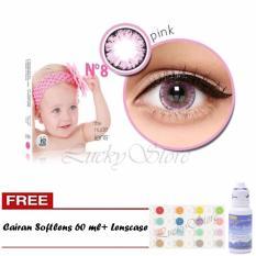 ... PUFFY 3 TONES GREY GRATIS LENSCASE CAIRAN 60ML MINUS 85 Brown Gratis Lens Case Baby Color