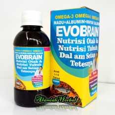 Madu EvoBrain Nutrisi Otak dan Tubuh Anak