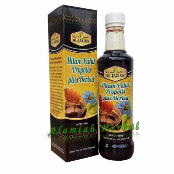 Madu Hitam Pahit Propolis Plus Herbal 460gr