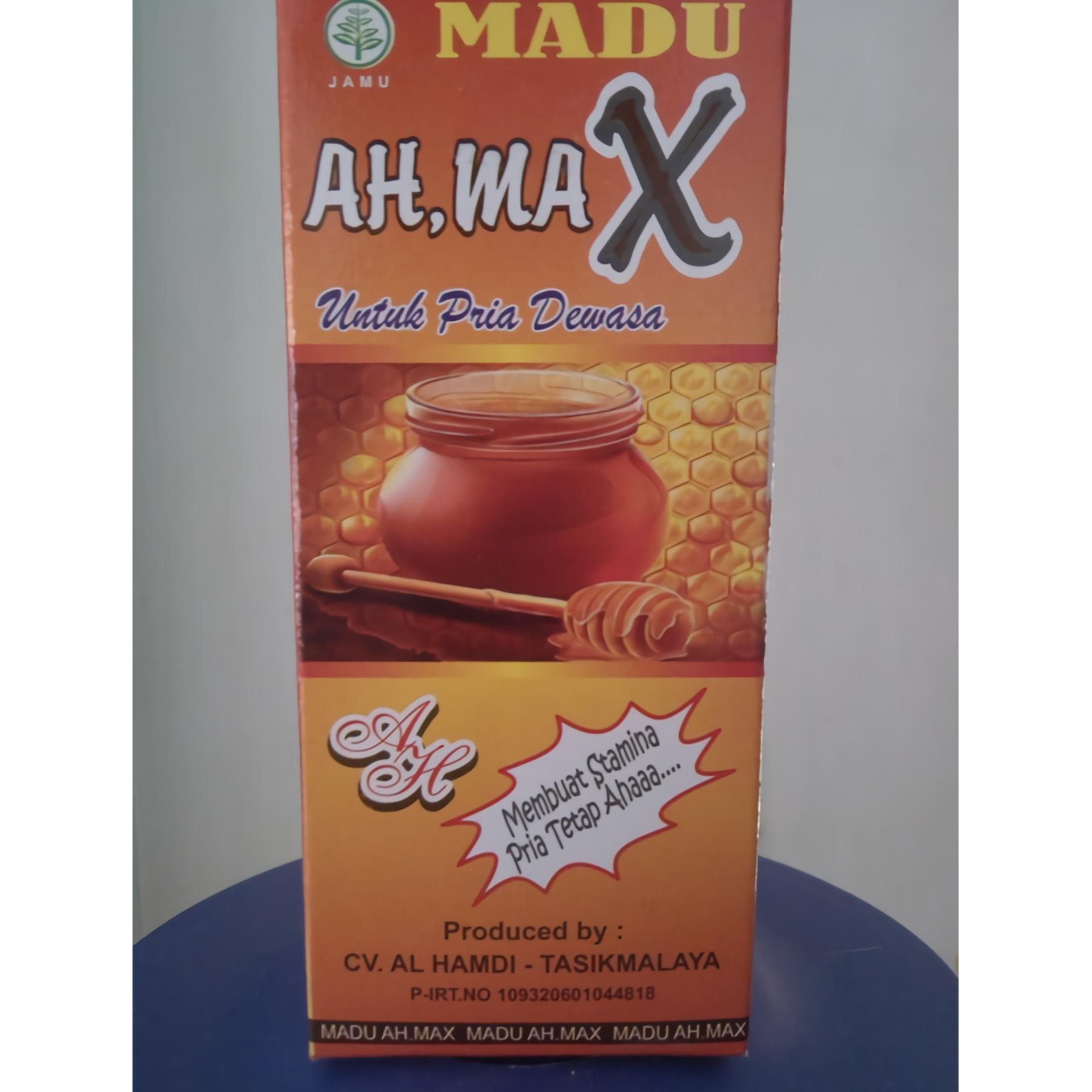 Review Madu Super Hajar Joss Ah Max Asli Tahan Lama Kuat Hot Deals Lanang Original Herbal Suplemen Pria Flash Sale