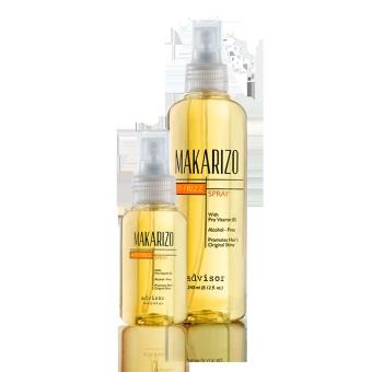 Harga Makarizo Advisor Anti Frizz Spray 240ml – Serum Perawatan Rambut Murah