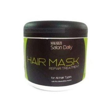 Harga Makarizo Salon Daily Hair Mask Repair Treatment – Masker Perawatan Rambut 500gr Murah