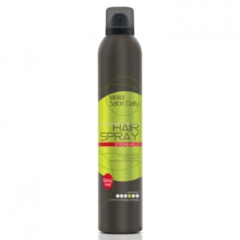 Harga Makarizo Salon Daily Hair Spray Strong Hold Glossy Finish Murah