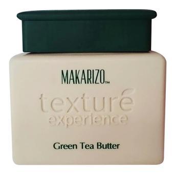Harga Makarizo Texture Experience Masker Rambut Hair Mask Green Tea Butter – 500gr Murah