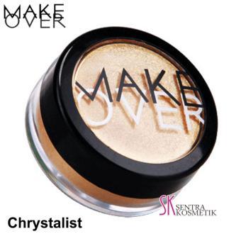MAKE OVER Shimmering Powder Chrystalist - 24gr