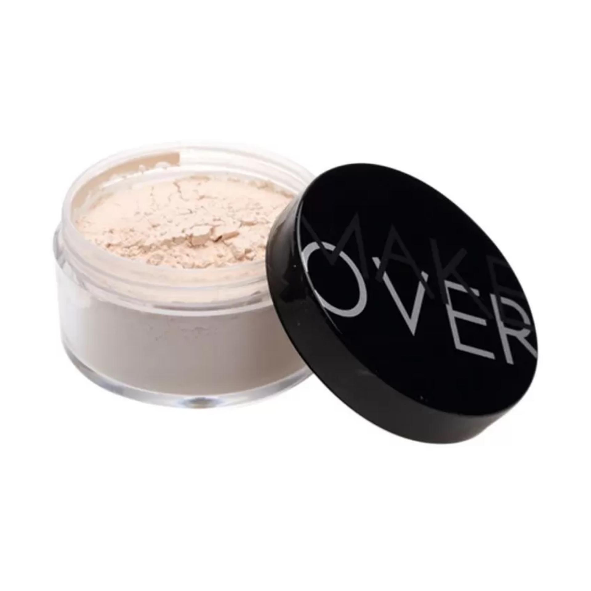 Skinfood Peach Sake Silky Finish Powder Face Loose Bedak Skod Cotton Multi 5gram Tabur Make Over